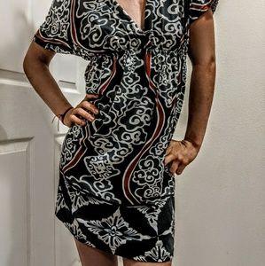 Indian Boutique V neck Dress
